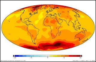Report: Global Warming May Be Irreversible By 2006