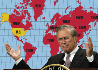Relations Break Down Between U.S. And Them