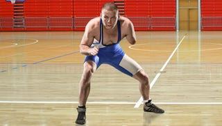 Disabled Athlete Likes It When Opponents Go Easy On Him
