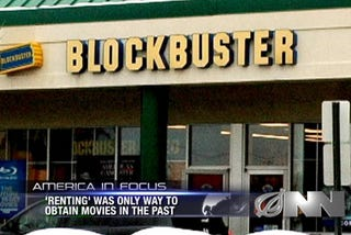 Historic 'Blockbuster' Store Offers Glimpse Of How Movies Were Rented In The Past