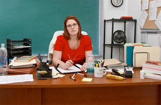 Report: Increasing Number Of Educators Found To Be Suffering From Teaching Disabilities