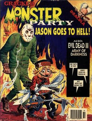Illustration for article titled Jason Voorhees Kills