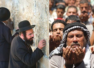 War-Torn Middle East Seeks Solace In Religion