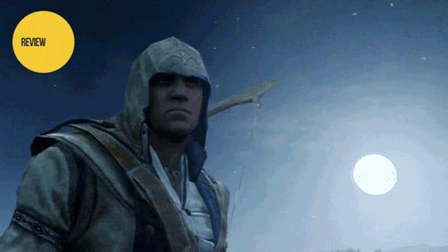 Assassin S Creed Iii The Kotaku Review