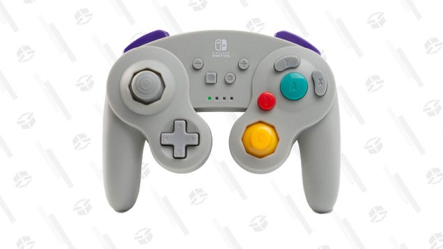 Your Joy-Con Are Holding You Back: Grab This Wireless GameCube Controller For Just $34