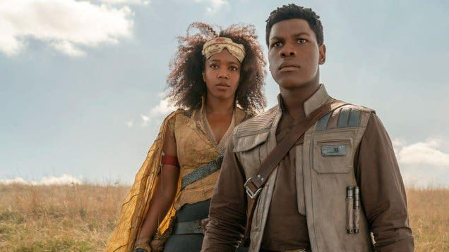 New Rise of Skywalker Images Have Arrived Along With a Curious Tidbit About  Ancient  Star Wars