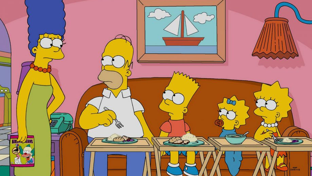 Disney Plus Is Going to Embiggen The Simpsons Back To Its Proper Aspect Ratio Next Year