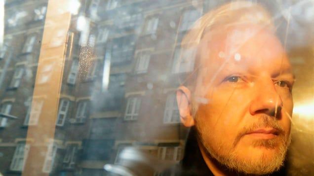 Sweden Drops Investigation Into Rape Allegation Against Julian Assange