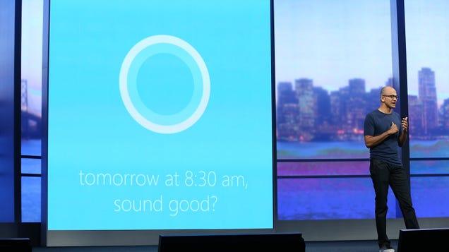 Farewell, Cortana