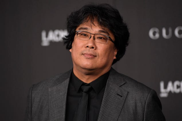 "Bong Joon-ho says he'll never direct a Marvel movie: ""I can't stand people wearing tight-fitting clothes"""