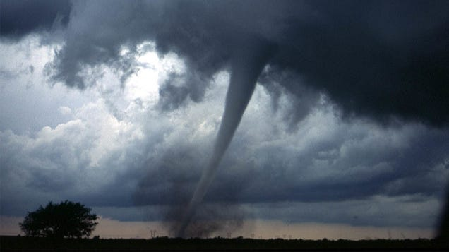 Infrasound  May Soon Help Scientists More Accurately Predict Tornadoes