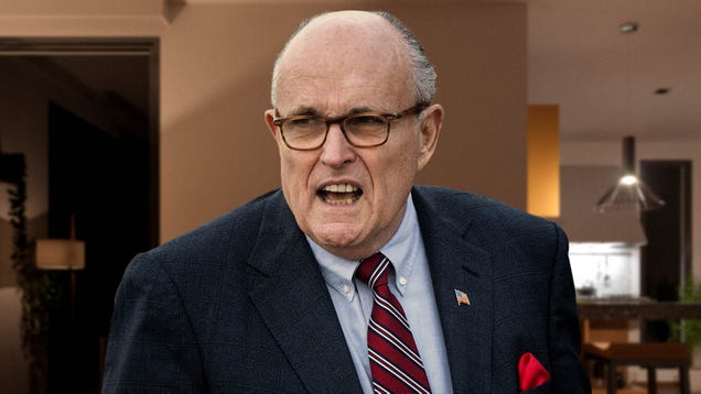 'Hey, Are You Gonna Let Me Talk?' Shouts Rudy Giuliani Debating Fox News Recap Of Sondland Testimony