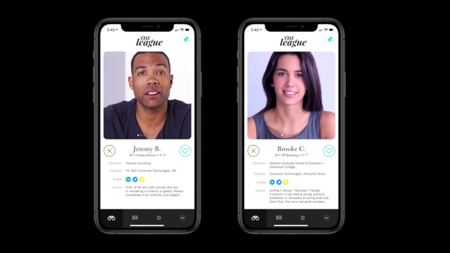 Dating App The League Will Start Making Its Users Face-Time Each Other