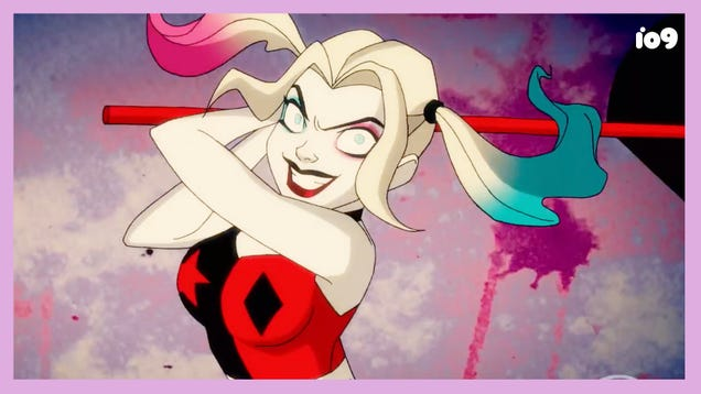Harley Quinn s Showrunners Discuss Mining the Mundane Aspects of Supervillainy for Comedy