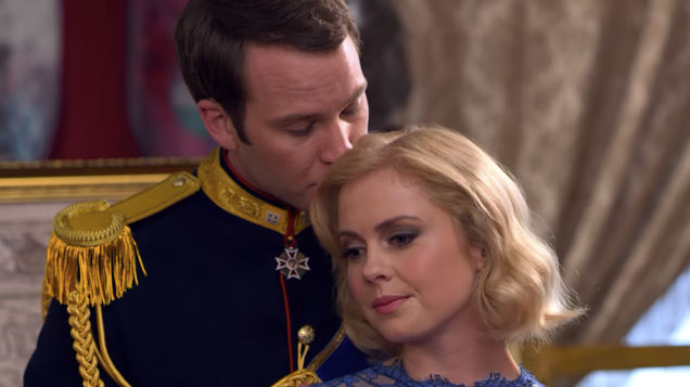 The A V Club On Flipboard A Christmas Prince The Royal Baby Trailer Proves Netflix Has Truly Gone Cuckoo For Christmas