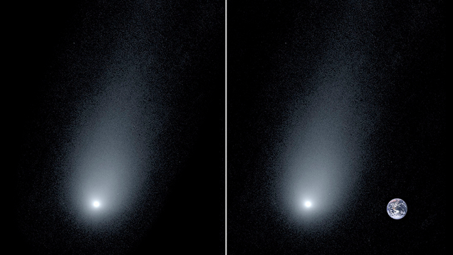This Is Our Best Glimpse Yet of an Interstellar Comet
