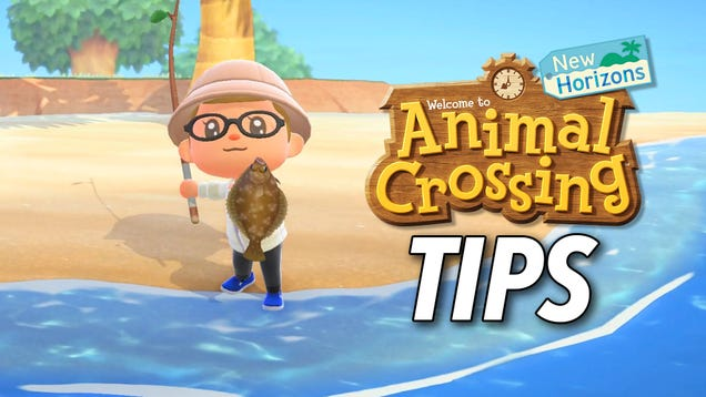 Tips For Playing Animal Crossing New Horizons