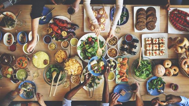 This Thanksgiving, Stop Food Shaming