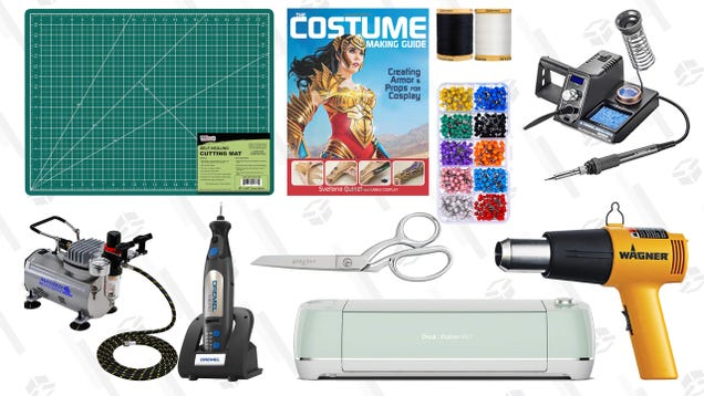 The Inventory Gift Guide For Year-Round Cosplayers