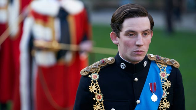 The Crown makes Prince Charles someone to root for