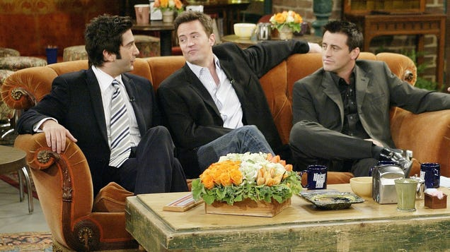 Friends' 25th-anniversary prop auction arrives just in time for your holiday shopping