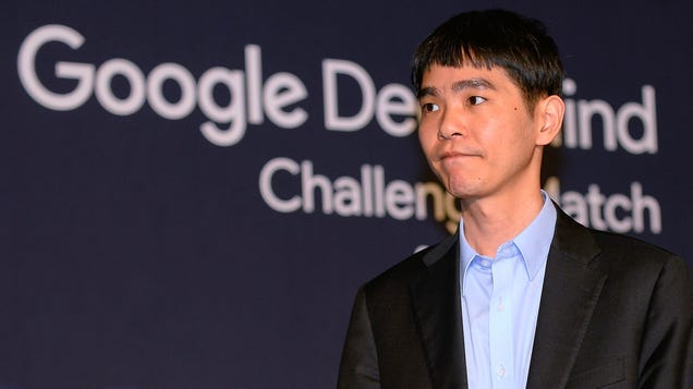 Go Champion Retires After Realizing AI Is  an Entity That Cannot Be Defeated'