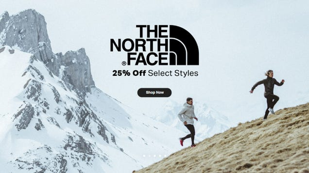 Gear Up For Winter With Backcountry s Massive North Face Sale