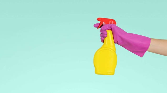 There Is A Secret To Cleaning The Bathroom In Just 10 Minutes
