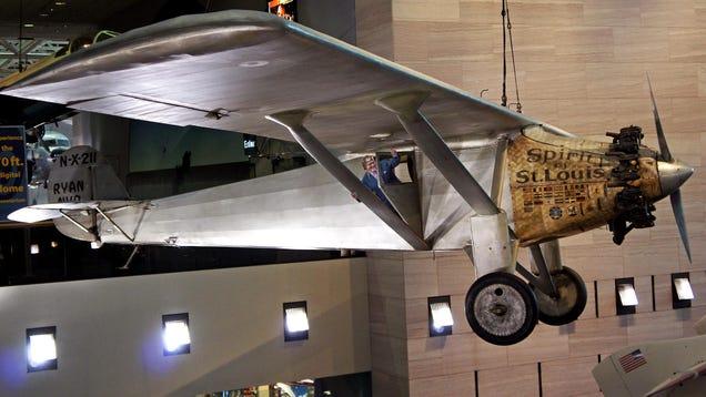 'I'll See You In Hell,' Says Giuliani Slamming Door On Spirit Of St. Louis In Smithsonian Exhibit