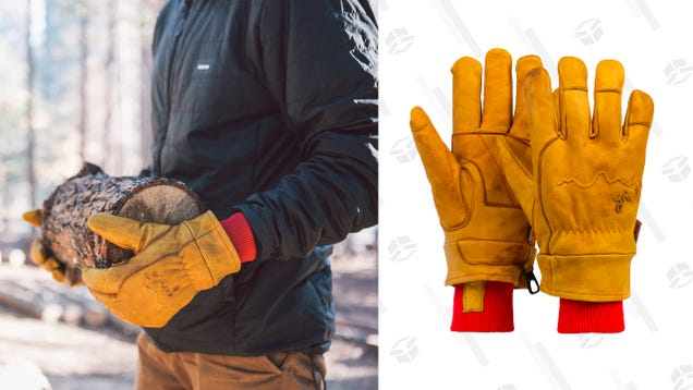 Give r s Incredible 4 Season Gloves Are Down to Just $100