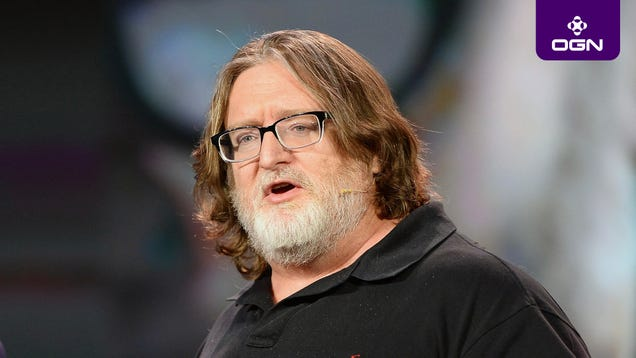 Gabe Newell Reveals To 'Half-Life' Fans That They Are In Hell And He Is Their Devilish Master