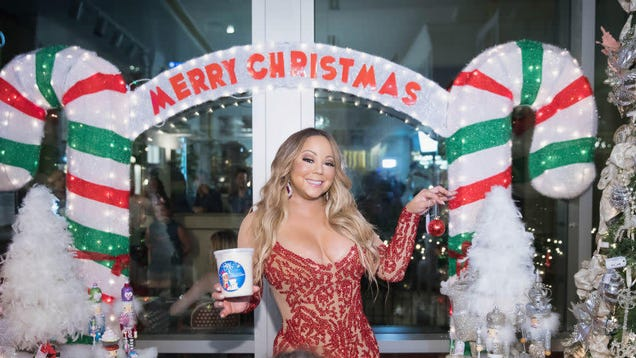 """Mariah shares first performance of """"All I Want For Christmas Is You"""" in latest display of seasonal dominance"""