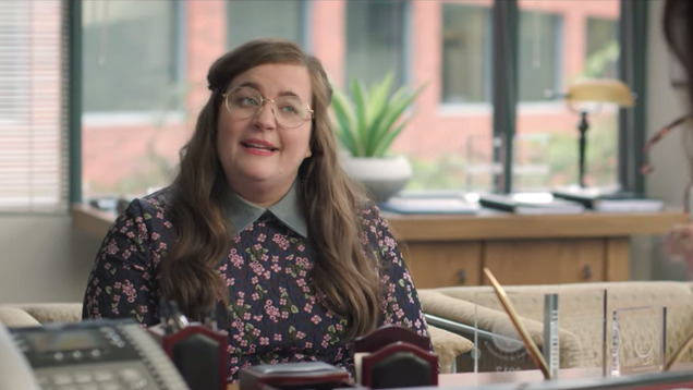 Aidy Bryant takes a chance on herself in new teaser for Shrill's second season