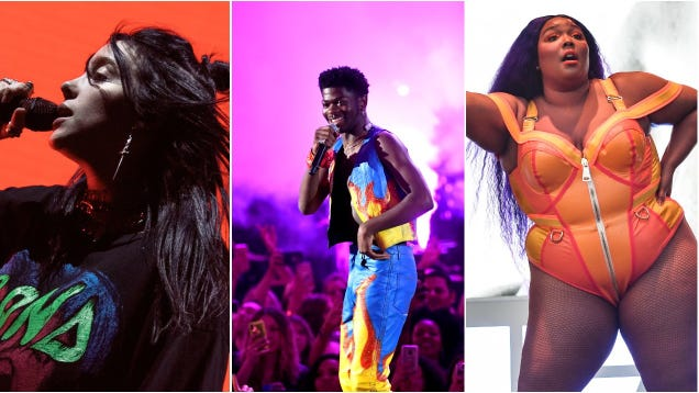 Billie Eilish, Lil Nas X, and Lizzo rule the 2020 Grammy nominations