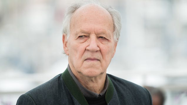 Werner Herzog is very much in love with the [REDACTED] from The Mandalorian