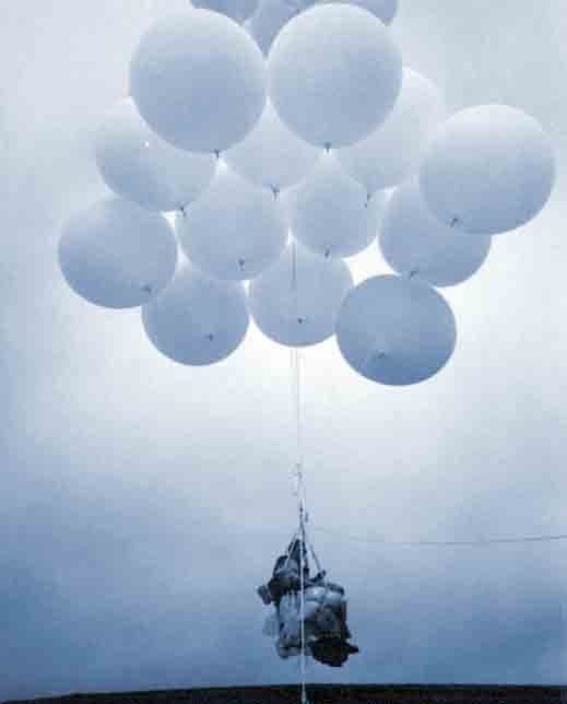 ... power lines blacking out Long Beach. He was arrested fined and released. Larryu0027s real-life flight is not to be confused with the much later Australian ... & Guy in a lawn chair gets lifted by giant balloons like in the movie Up
