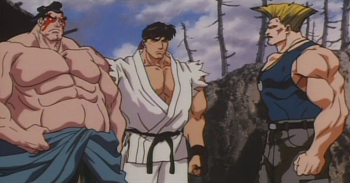 Street Fighter Ii The Animated Movie Is Still The Best