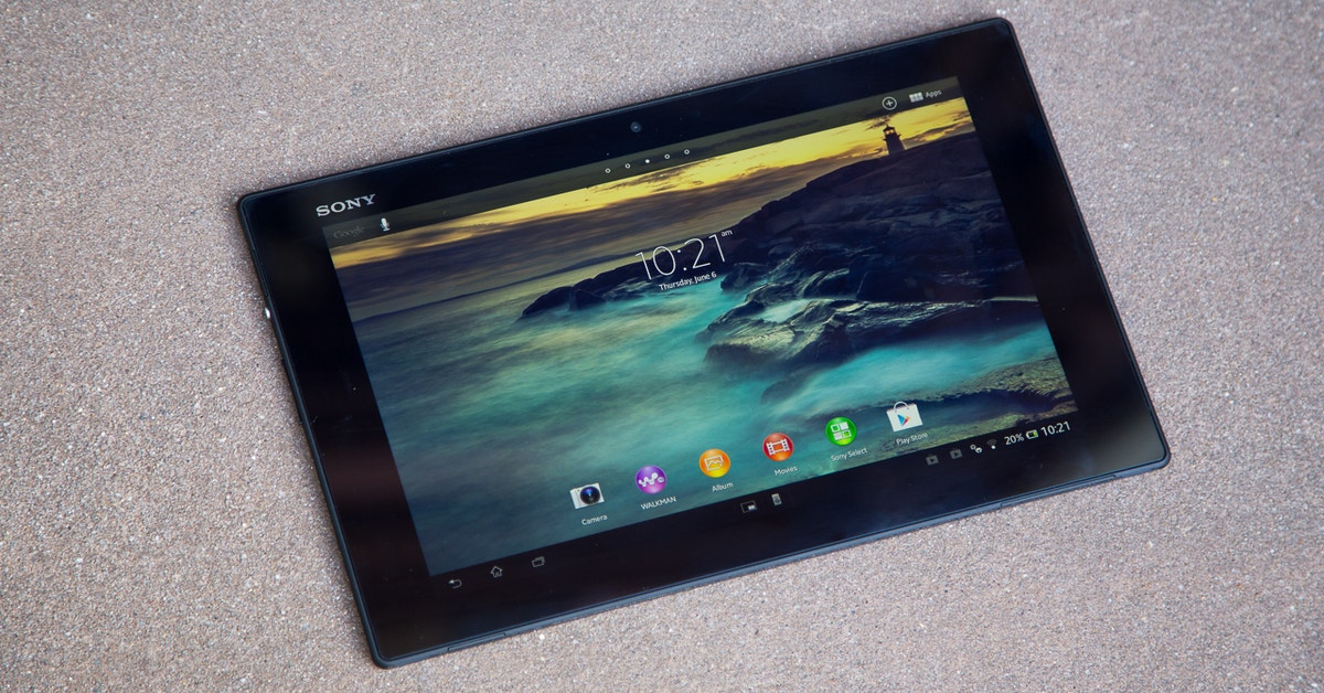 Sony Xperia Tablet Z Review: Sony Gets It (Mostly) Right
