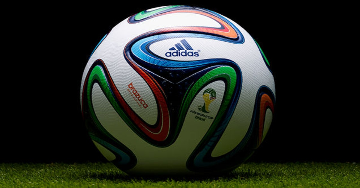 World Cup 2014 New Technology Means New Insights For: A Brief History Of Every Official World Cup Ball Since