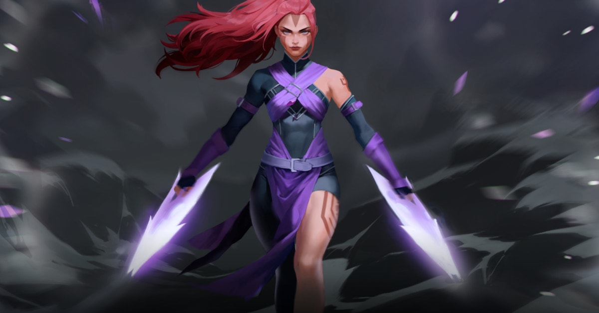 Dota 2 S New Battle Pass Adds Female Anti Mage Guilds