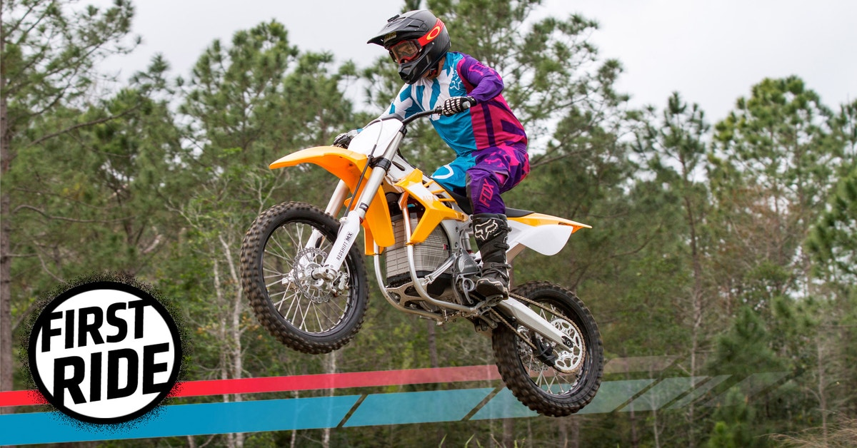 This Motorcycle Sold Me On Electric Dirt Bikes | Gizmodo