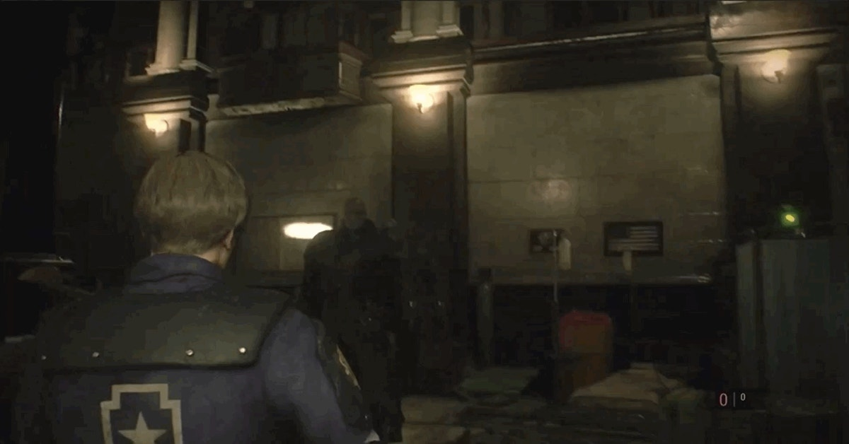 Terrifying Resident Evil 2 Glitch Summons A Second Mr X