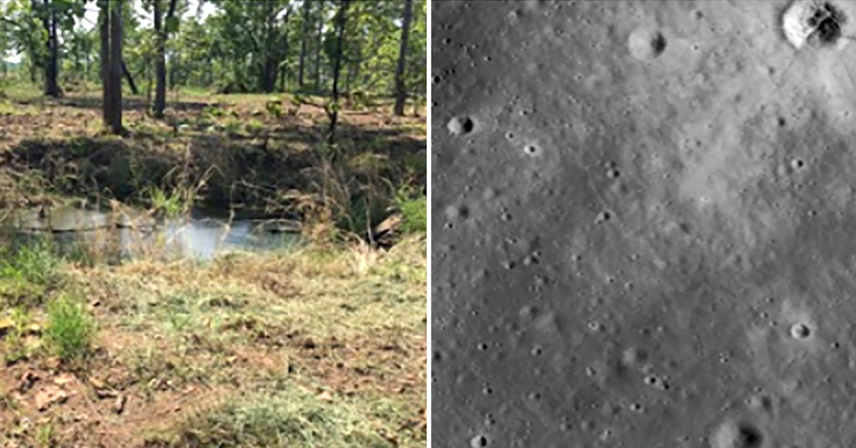 AI Trained On Moon Craters Is Helping Find Unexploded Bombs From The Vietnam War