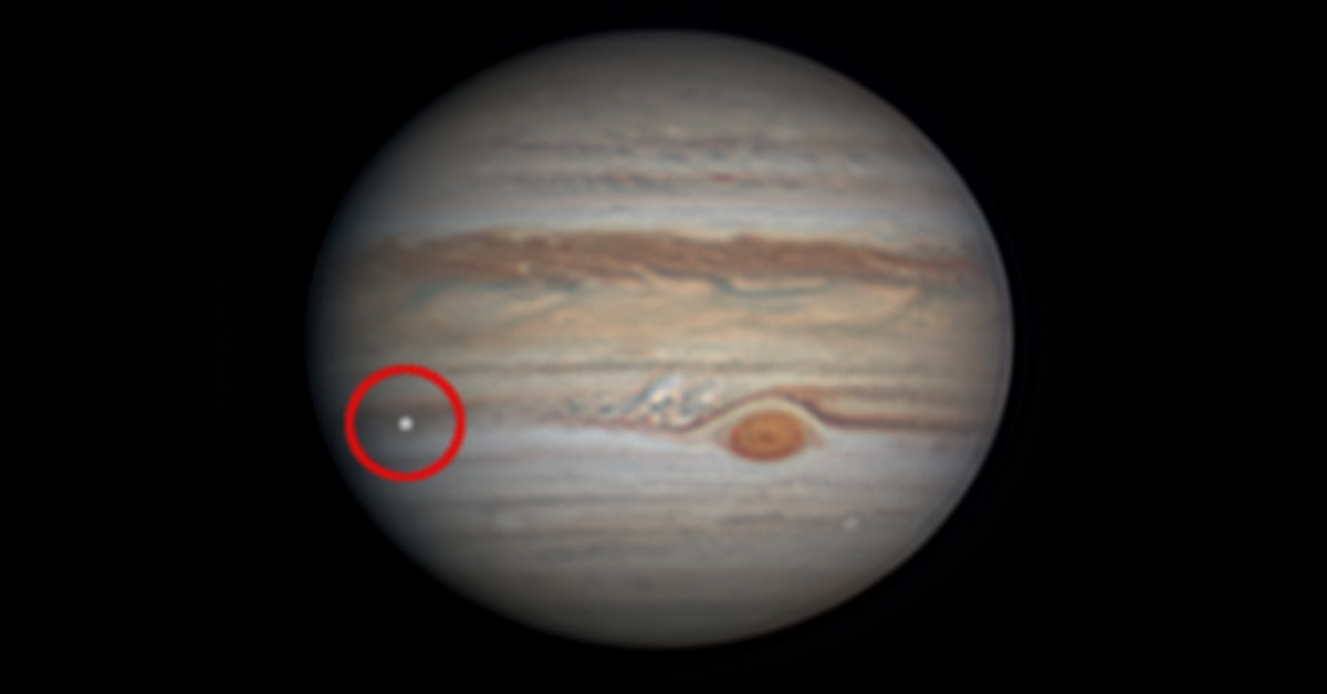 A wandering Jupiter stunted Marss growth and reshaped the