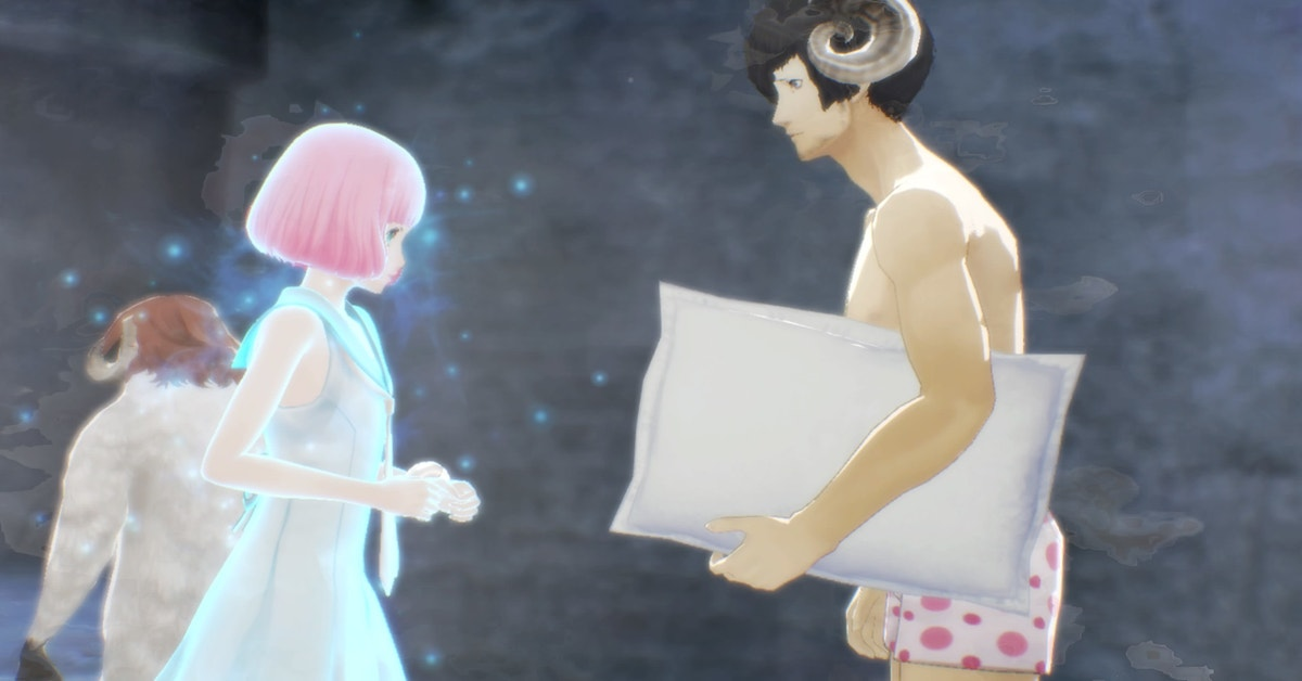 Catherine: Full Body's Successes Make Its Reductive Gender Tropes Sting So Much More