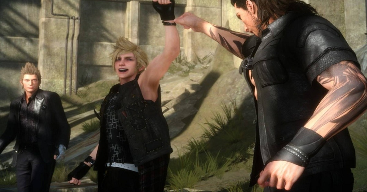 Final Fantasy 15s Prompto Delivers Special Message for