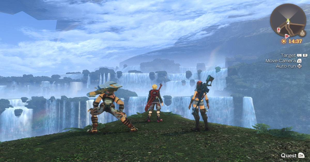 How To Manage All 95,128 Side-Quests In Xenoblade Chronicles: Definitive Edition