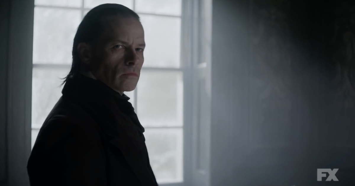 It's Beginning To Look A Lot Like...Halloween In FX's Spooky New Take On A Christmas Carol ...