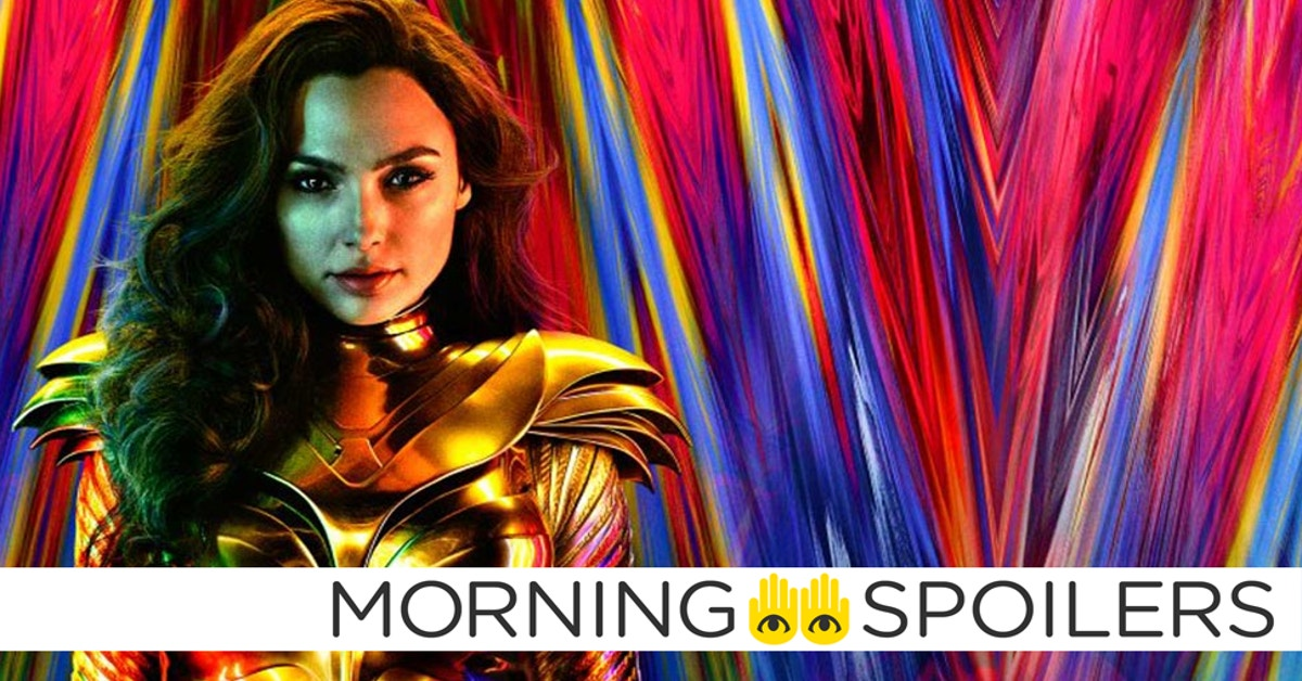 Updates From The Batman, Wonder Woman 1984 And More