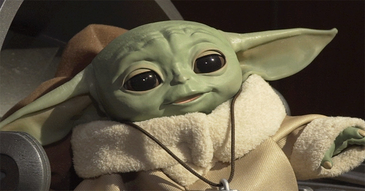Hasbro's Baby Yoda Animatronic Is Too Cute And Somehow